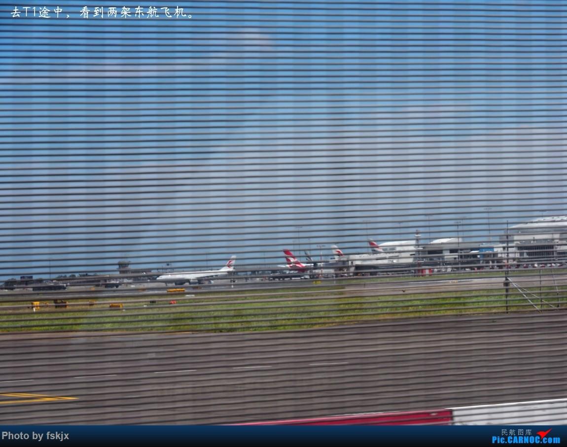 【fskjx的飞行游记☆68】在土澳的9天——黄金海岸·布里斯班·悉尼    澳大利亚悉尼金斯福德·史密斯机场