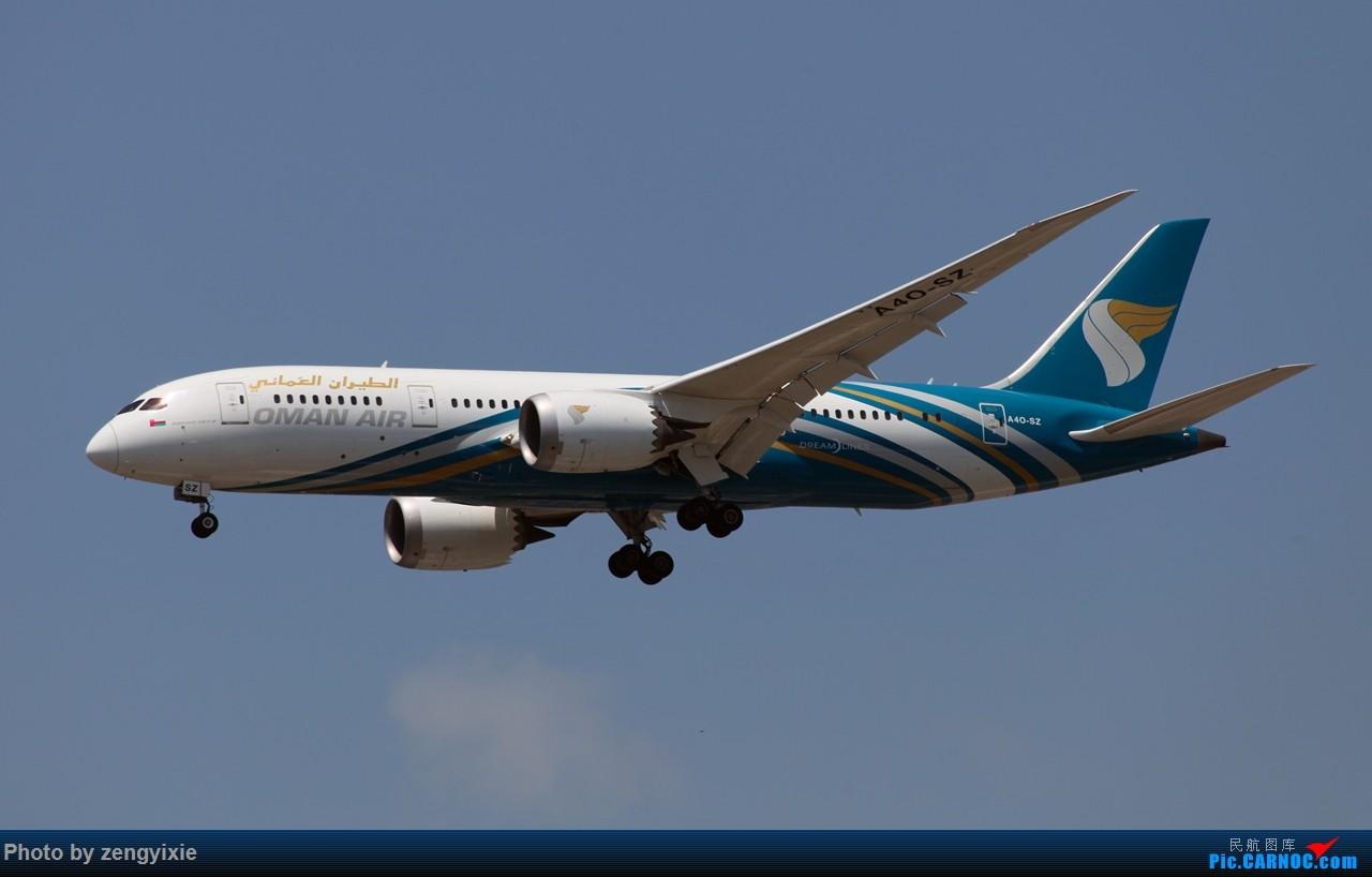 Re:[原创]BKK 曼谷素万那普机场拍机 BOEING 787-8 A4O-SZ 泰国曼谷素万那普国际机场