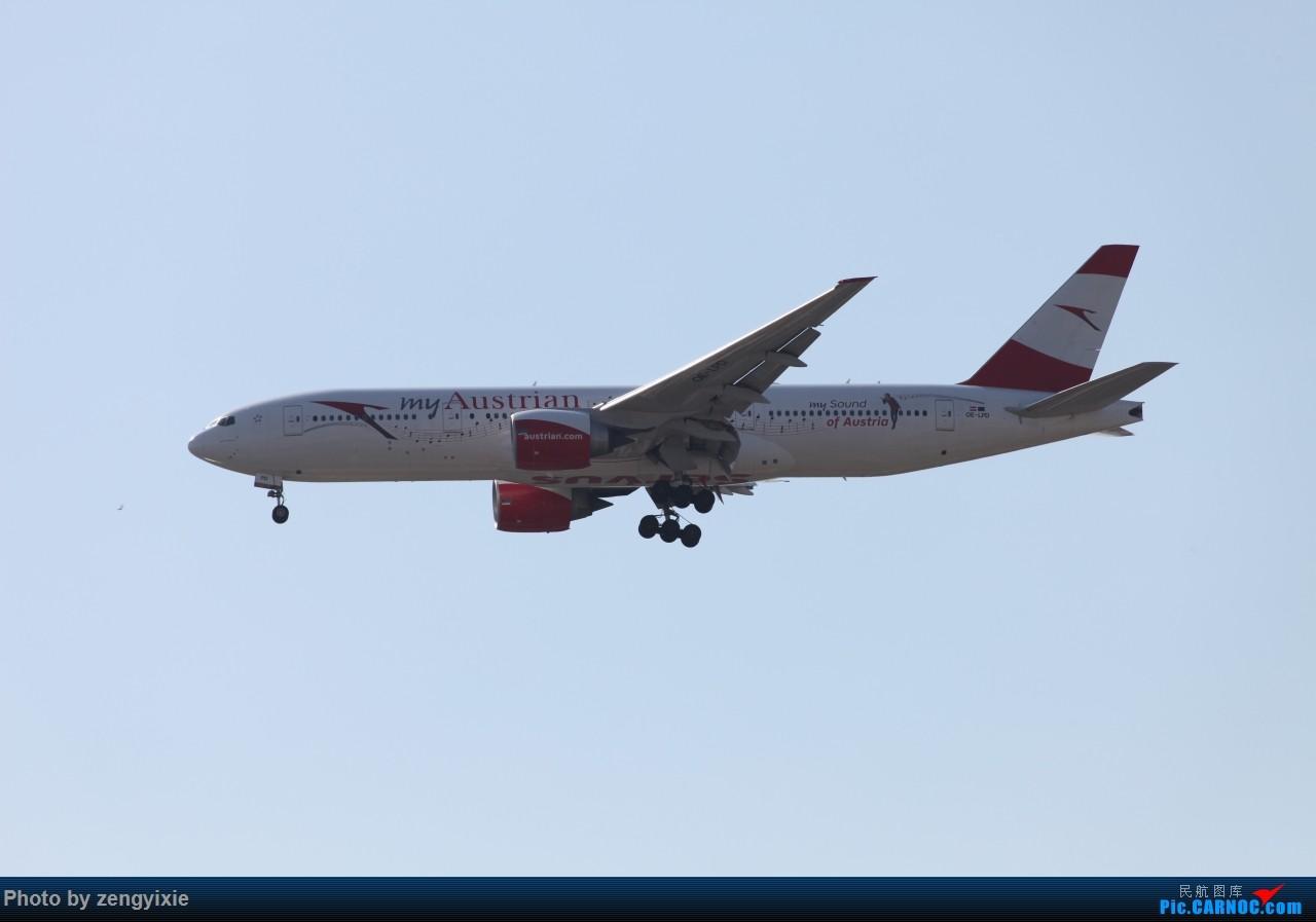 Re:[原创]BKK 曼谷素万那普机场拍机 BOEING 777-200 OE-LPO 泰国曼谷素万那普国际机场