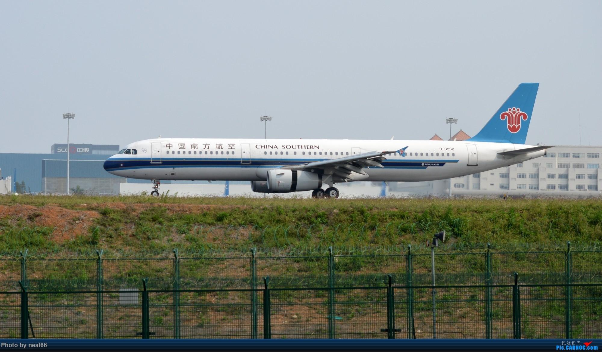 Re:[原创]厦门机场19年3月最后一天 AIRBUS A321-200 B-9960 中国厦门高崎国际机场