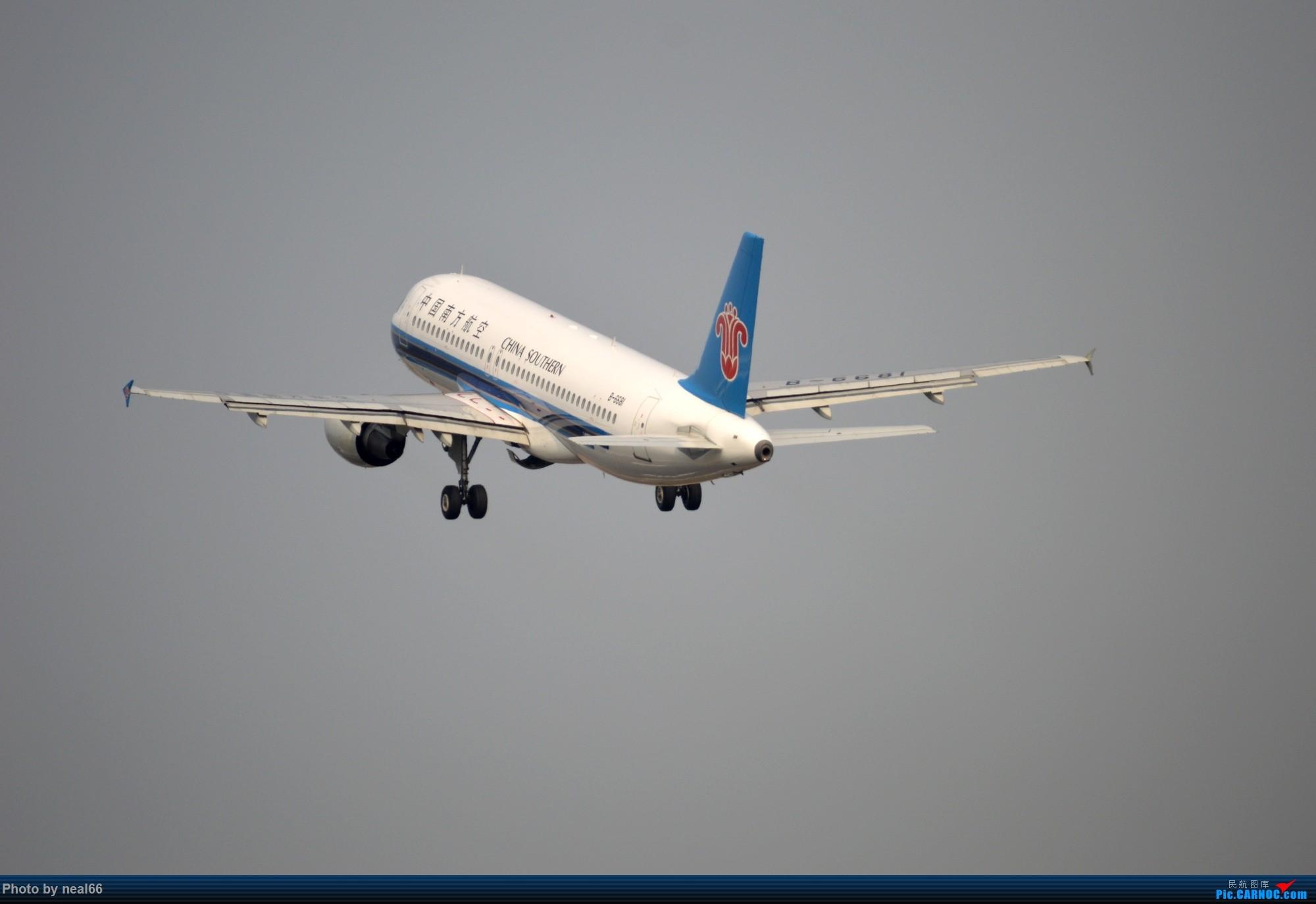 Re:[原创]厦门机场19年3月最后一天 AIRBUS A320-200 B-6681 中国厦门高崎国际机场