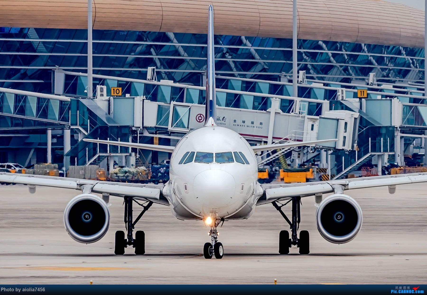 Re:[原创]{霸都打机队}儿子说,合肥为什么没有大飞机?(手动尴尬) AIRBUS A320-200 B-8430 中国合肥新桥国际机场