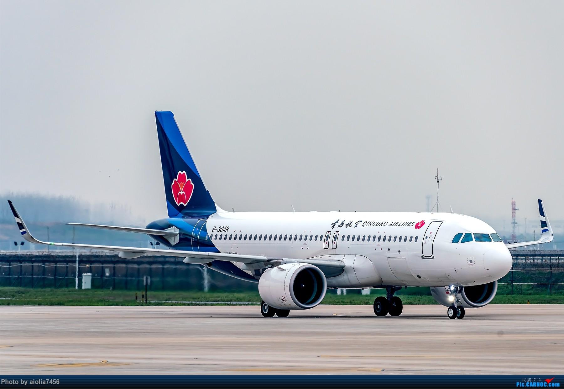 Re:[原创]{霸都打机队}儿子说,合肥为什么没有大飞机?(手动尴尬) AIRBUS A320NEO B-304R 中国合肥新桥国际机场