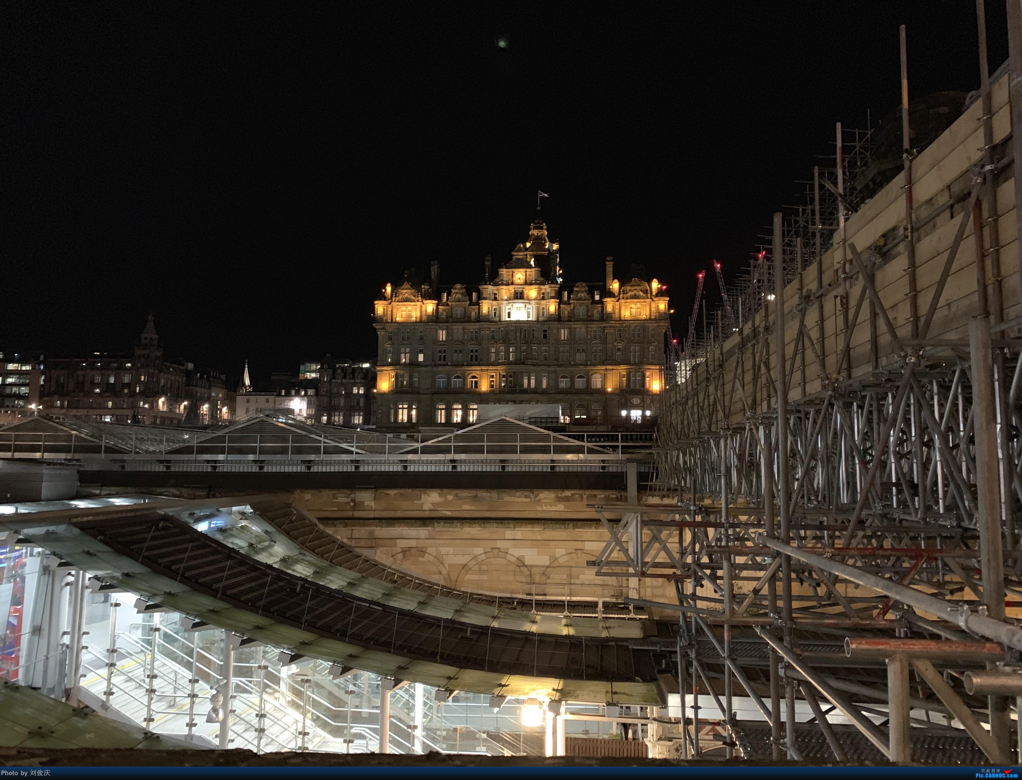 Re:[原创]SEA-JFK-LHR-CDG-FCO-CDG-LHR-ATL-SEA 8天3国5城暴走游记 [4月11日-更新至LHR] EDINBURGH WAVERLEY STATION  Edinburgh Waverley Station