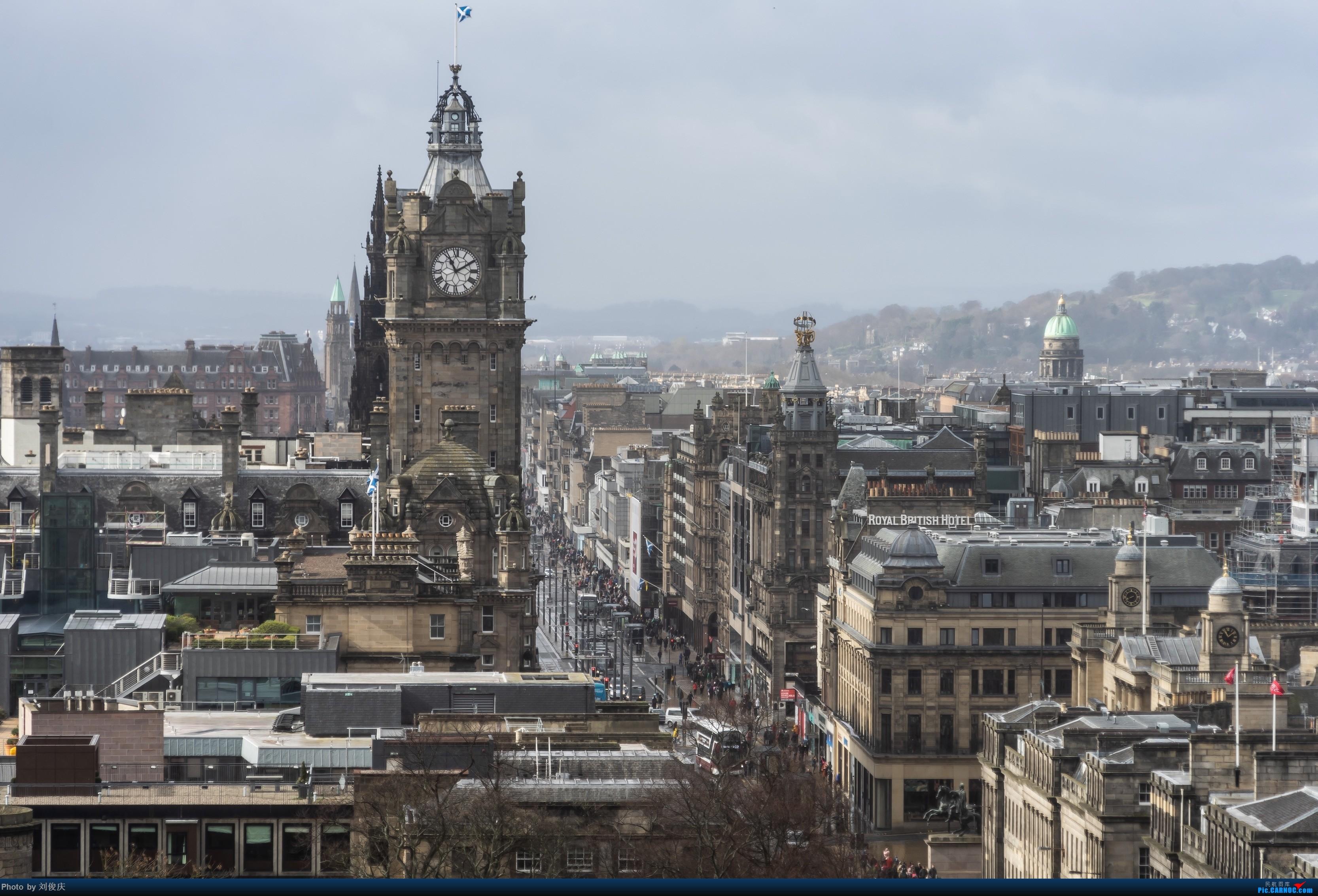 Re:[原创]SEA-JFK-LHR-CDG-FCO-CDG-LHR-ATL-SEA 8天3国5城暴走游记 [4月11日-更新至LHR] EDINBURGH  Edinburgh