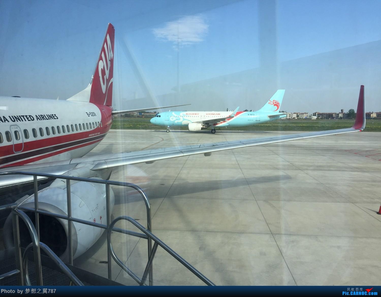 Re:[原创]中国联合航空 佛山-襄阳 往返 AIRBUS A320-200 B-1673 中国襄阳刘集机场