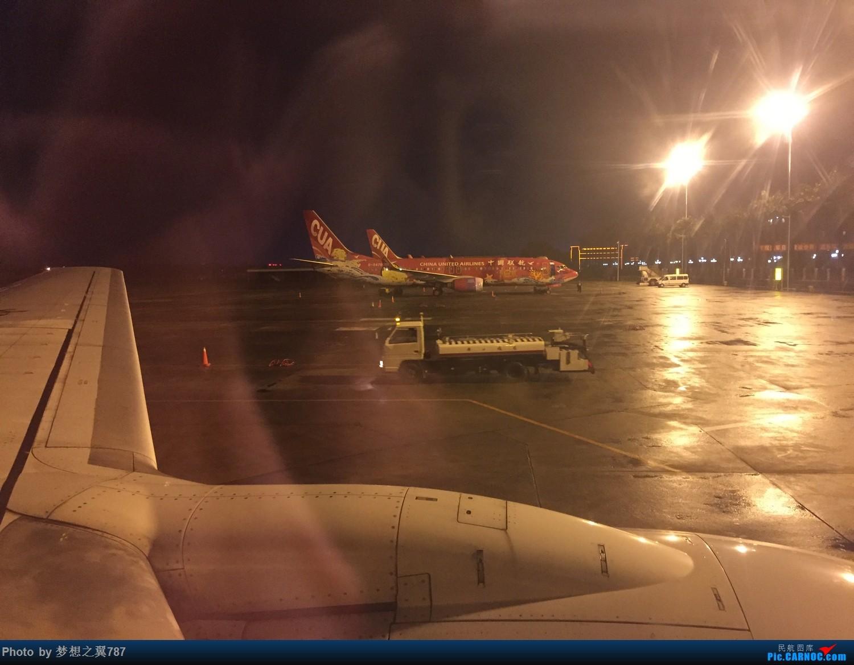 Re:[原创]中国联合航空 佛山-襄阳 往返 BOEING 737-700 B-2681 中国佛山沙堤机场