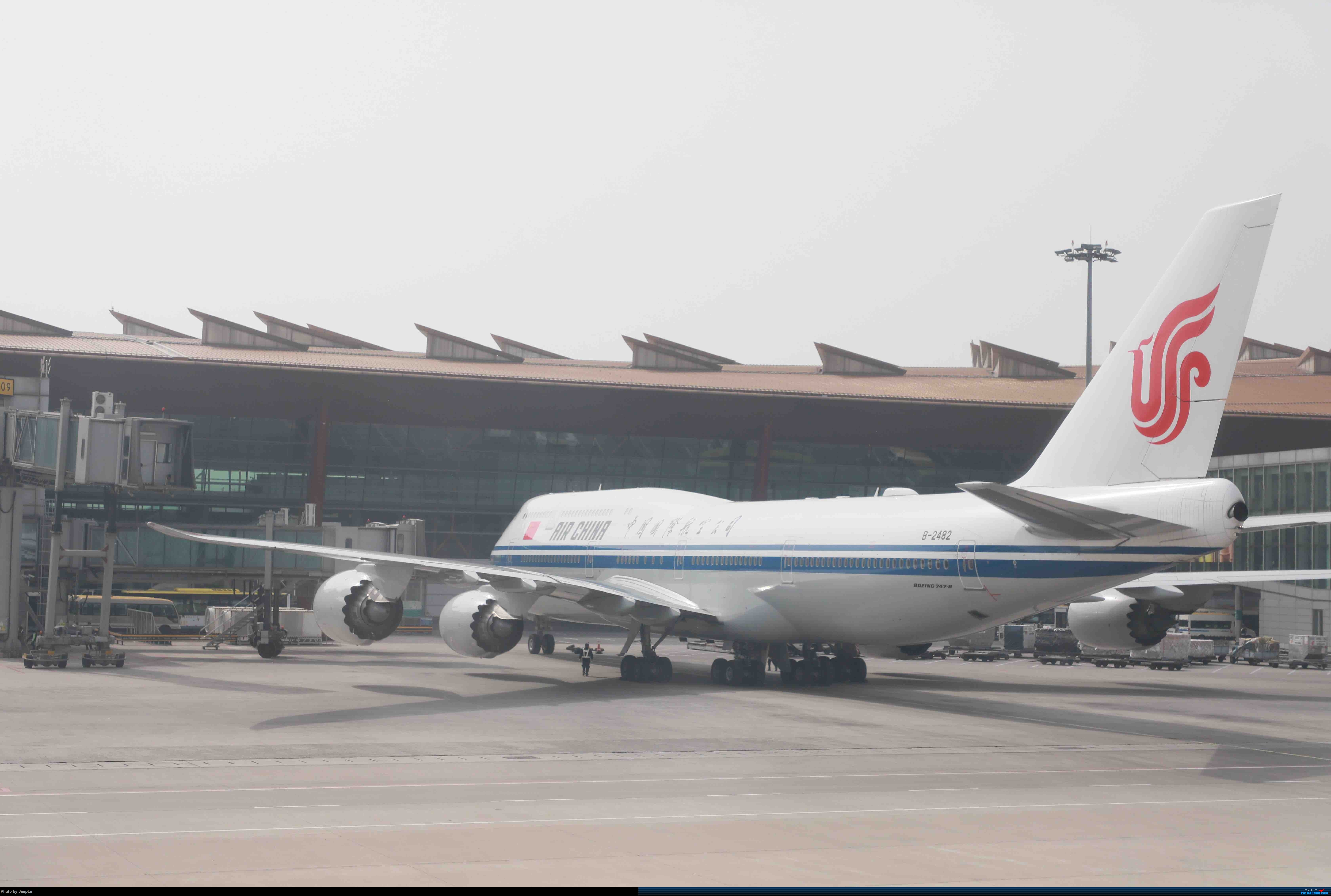 Re:[原创]佛山-东营-南苑,最后的南苑&PEK-CAN 擦航77W商务舱体验 747-8