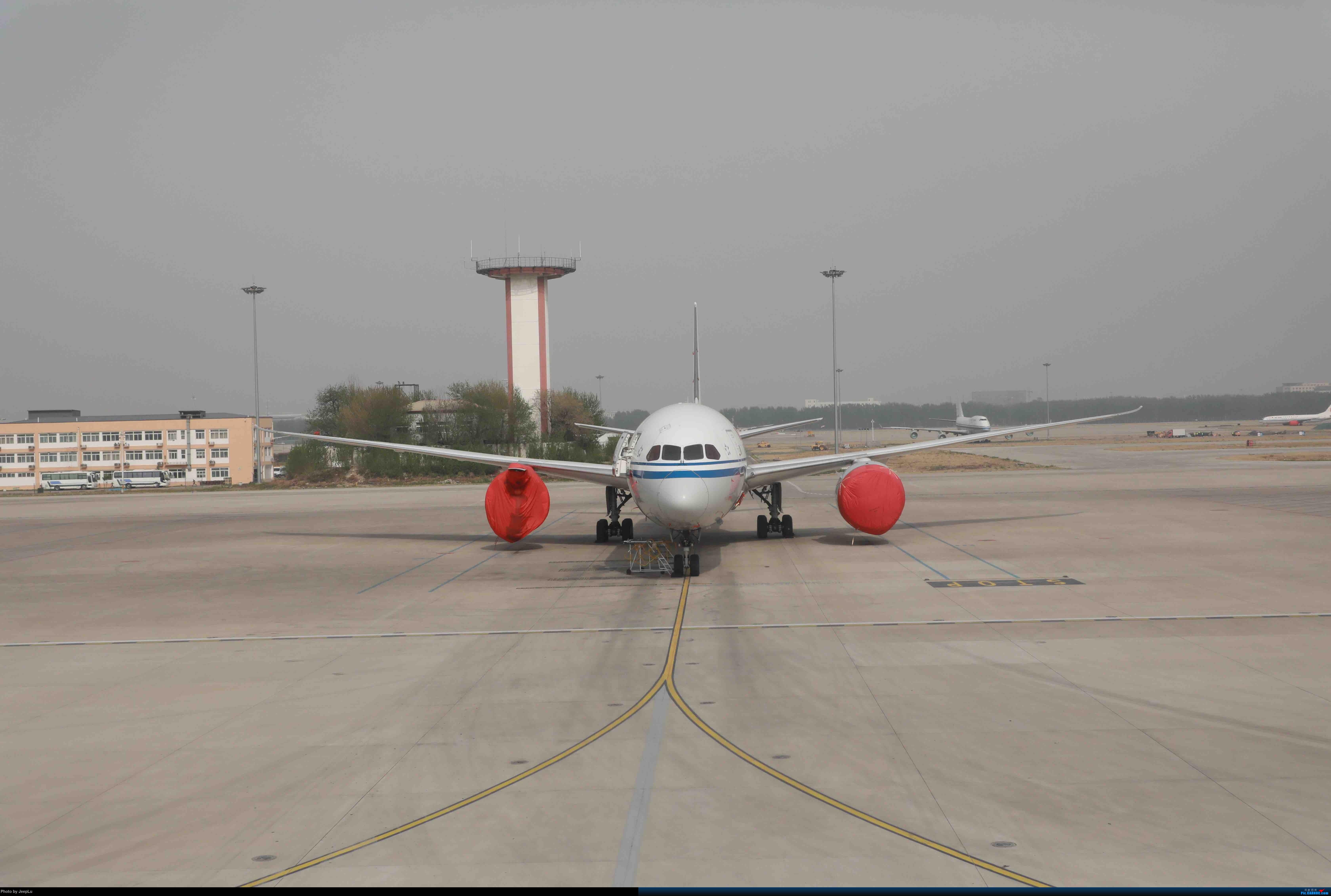 Re:[原创]佛山-东营-南苑,最后的南苑&PEK-CAN 擦航77W商务舱体验    中国北京首都国际机场