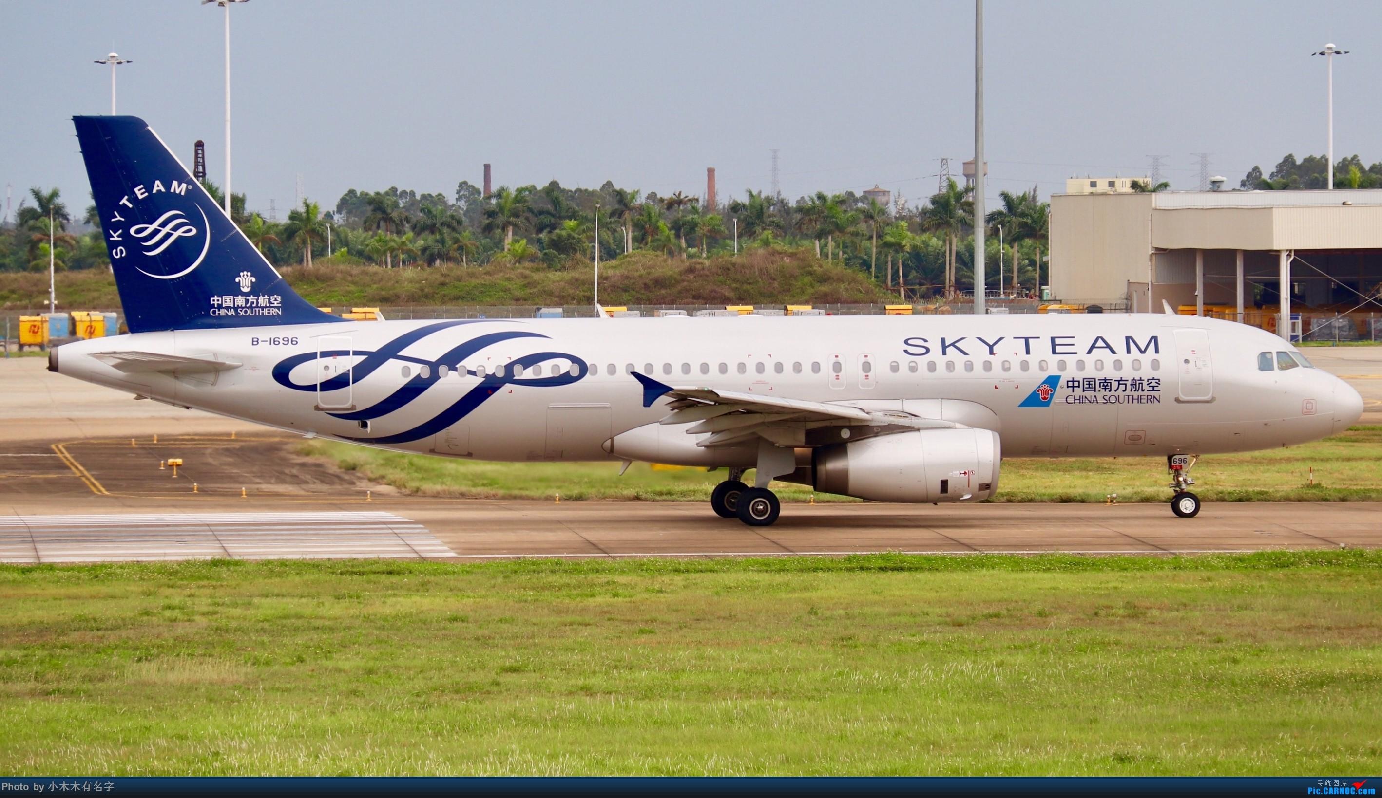 Re:[原创]4月的HAK AIRBUS A320-200 B-1696 中国海口美兰国际机场
