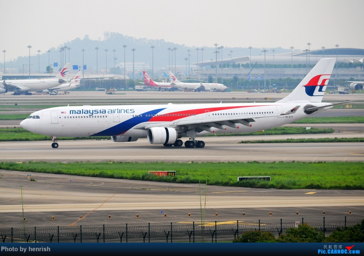 Re:[原创]【肥威的CAN】4月29日,烂天东跑拍机。【 广东青少年拍机小队】【广州,你好!】 AIRBUS A330-300 9M-MTD 中国广州白云国际机场