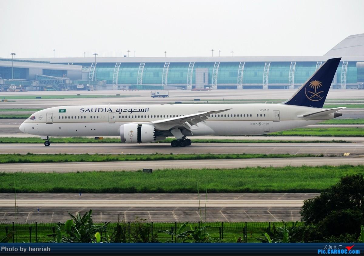 Re:[原创]【肥威的CAN】4月29日,烂天东跑拍机。【 广东青少年拍机小队】【广州,你好!】 BOEING 787-9 HZ-AR12 中国广州白云国际机场