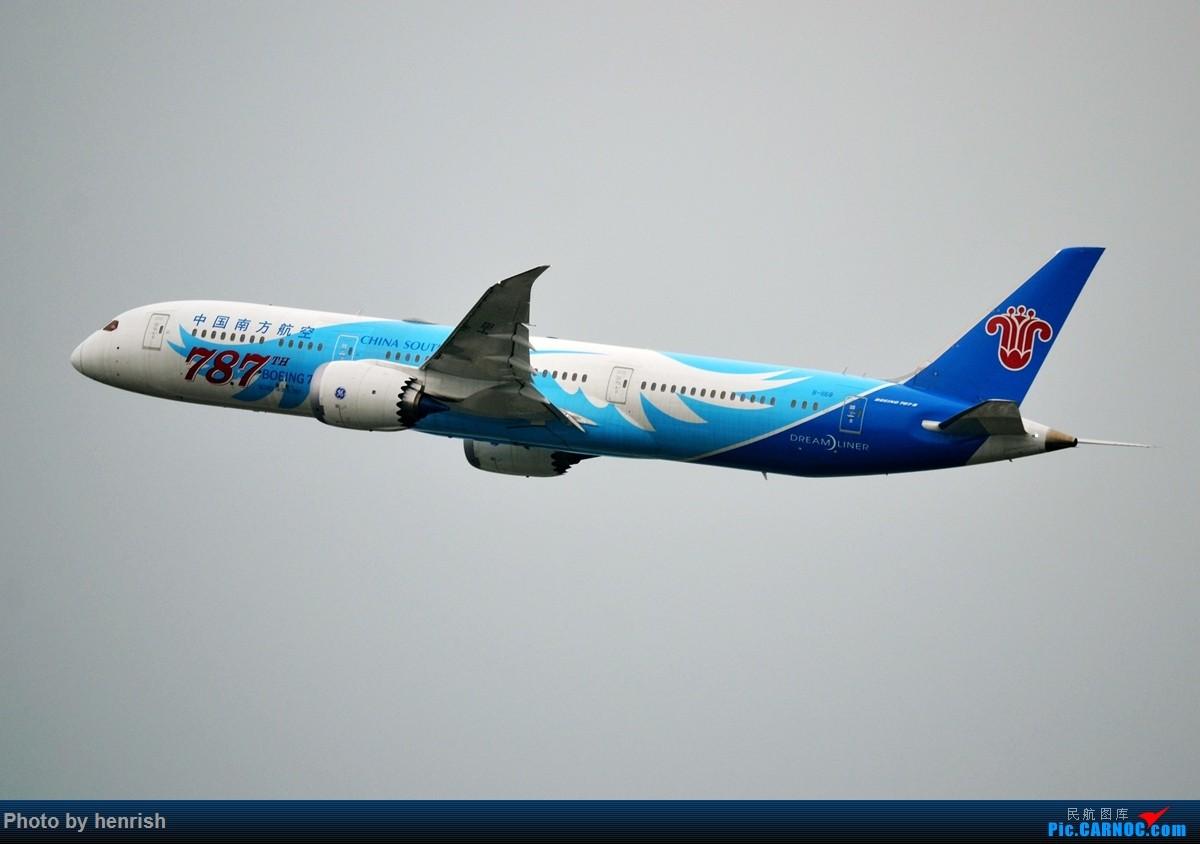 Re:[原创]【肥威的CAN】4月29日,烂天东跑拍机。【 广东青少年拍机小队】【广州,你好!】 BOEING 787-9 B-1168 中国广州白云国际机场