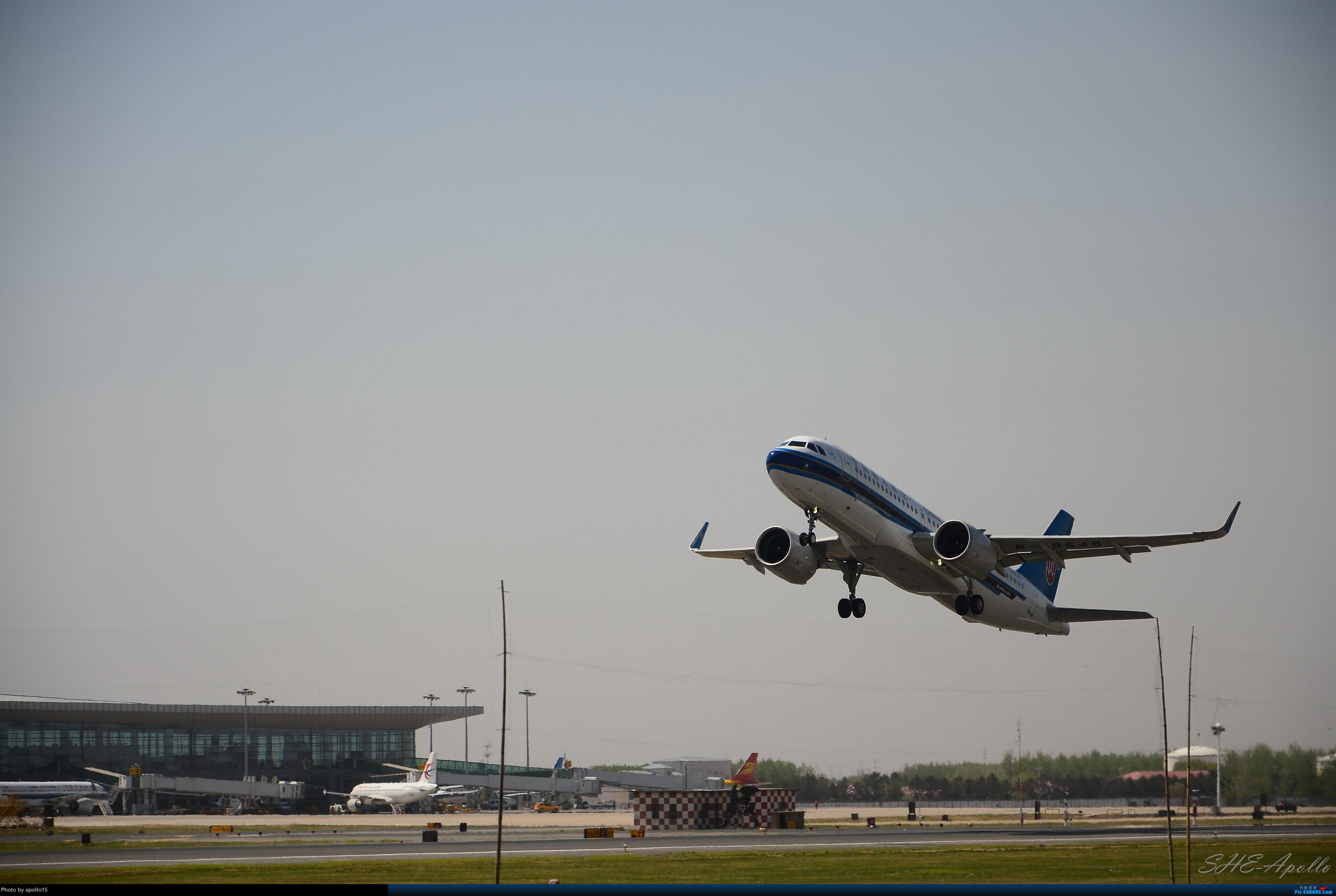 [原创]Re:[原创]【SHE】五一拍机机 AIRBUS A320NEO B-8545 中国沈阳桃仙国际机场