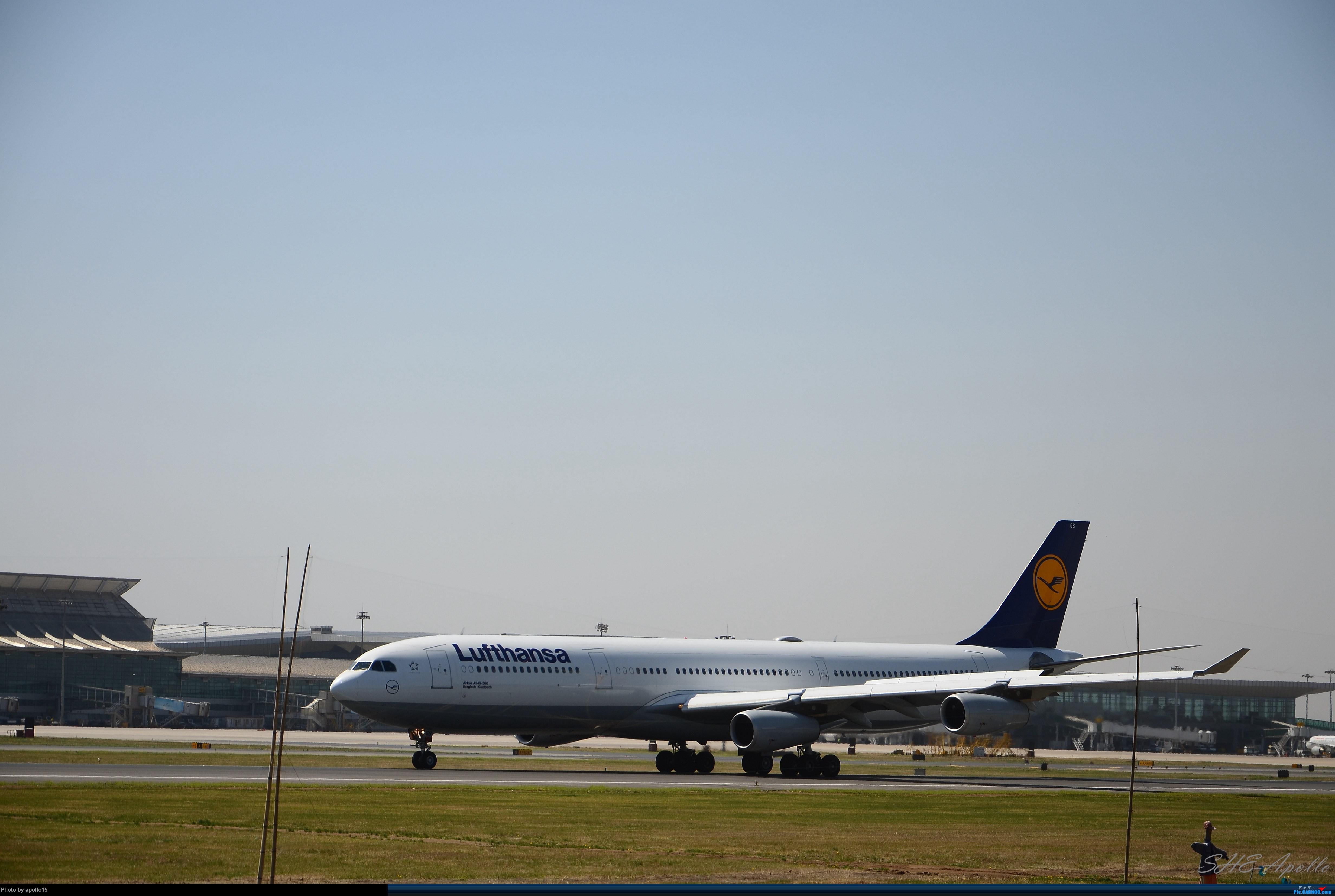 Re:[原创]Re:[原创]【SHE】五一拍机机 AIRBUS A340-300 D-AIGS 中国沈阳桃仙国际机场