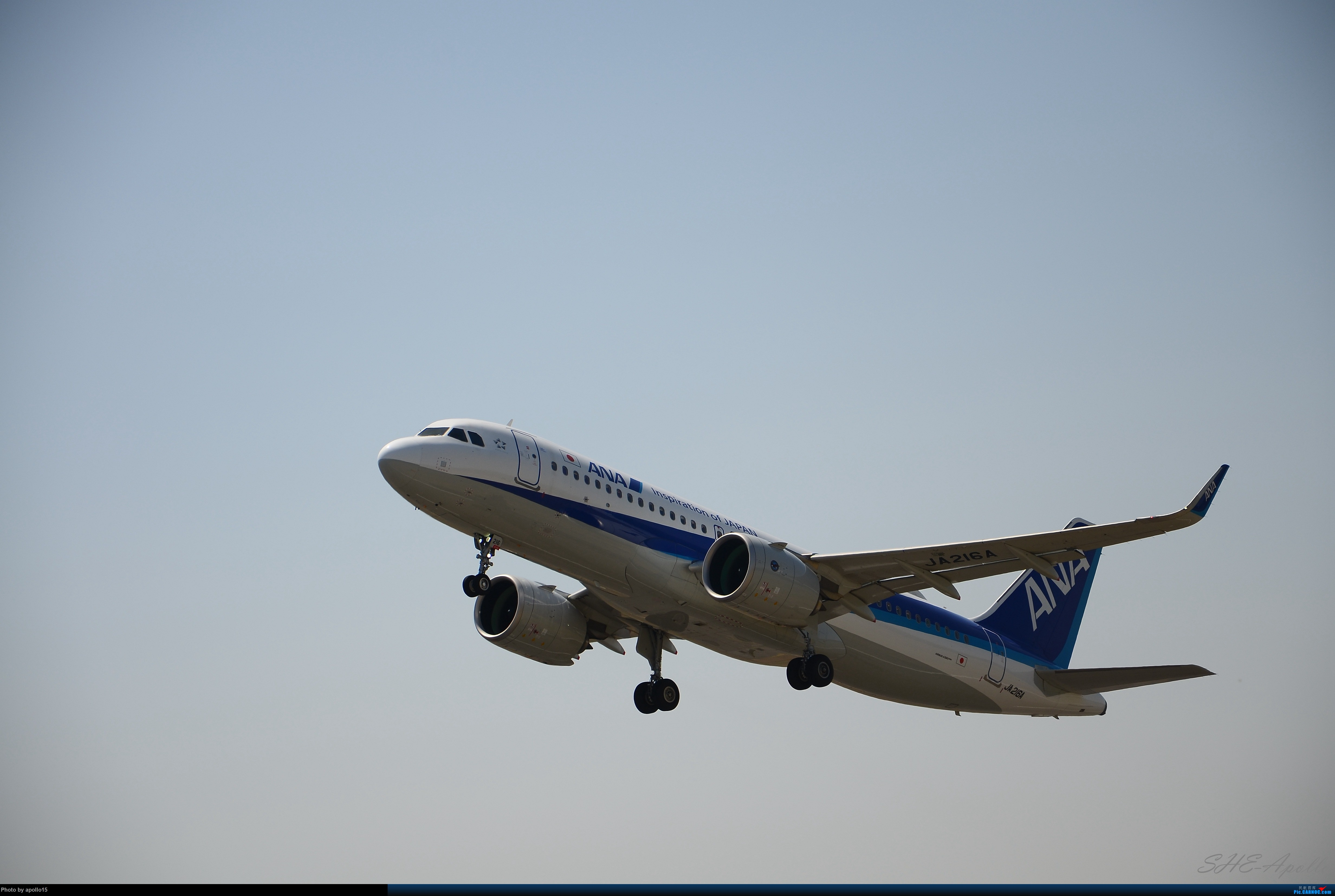 Re:[原创]Re:[原创]【SHE】五一拍机机 AIRBUS A320NEO  中国沈阳桃仙国际机场
