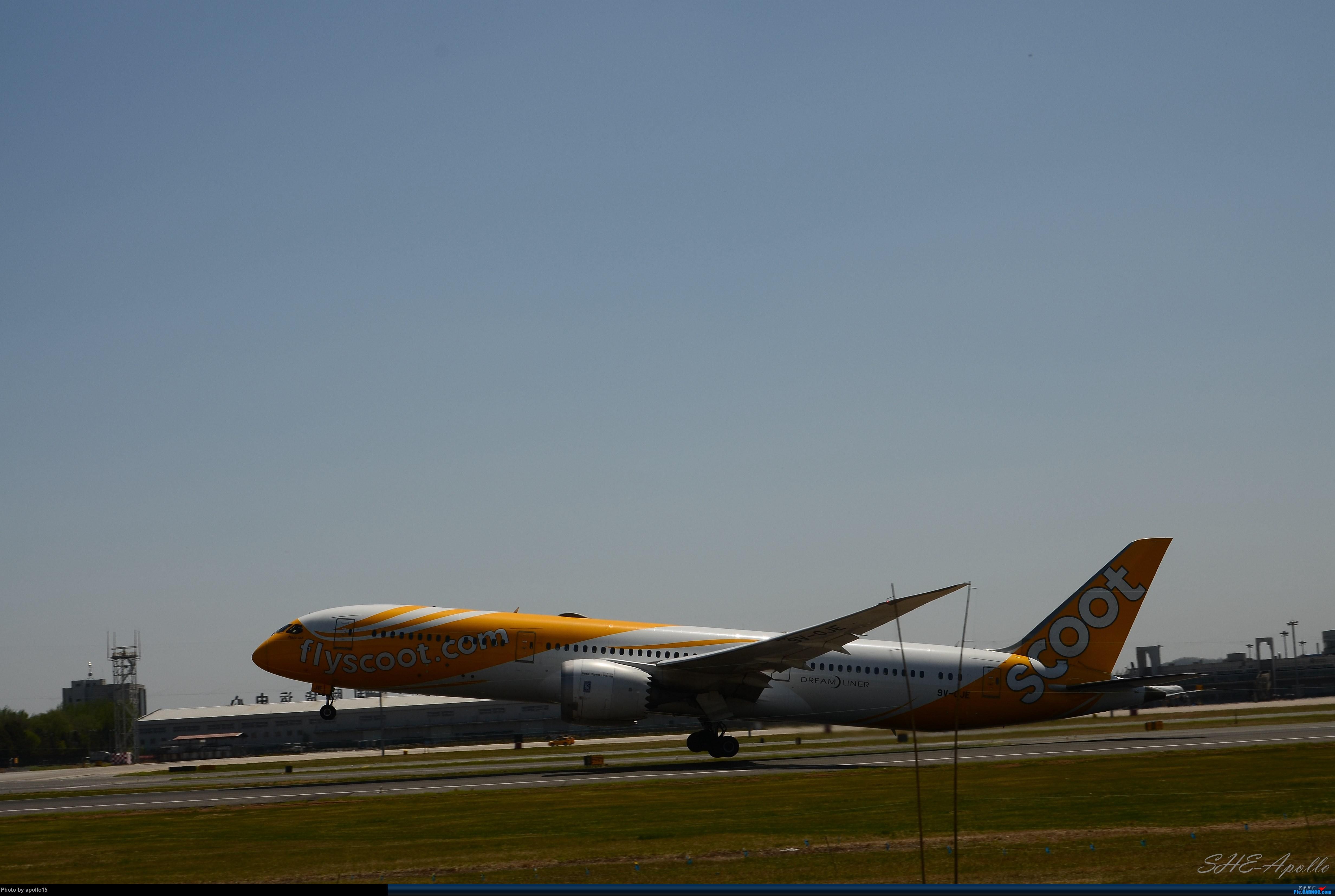 Re:[原创]Re:[原创]【SHE】五一拍机机 BOEING 787-9 9V-OJE 中国沈阳桃仙国际机场