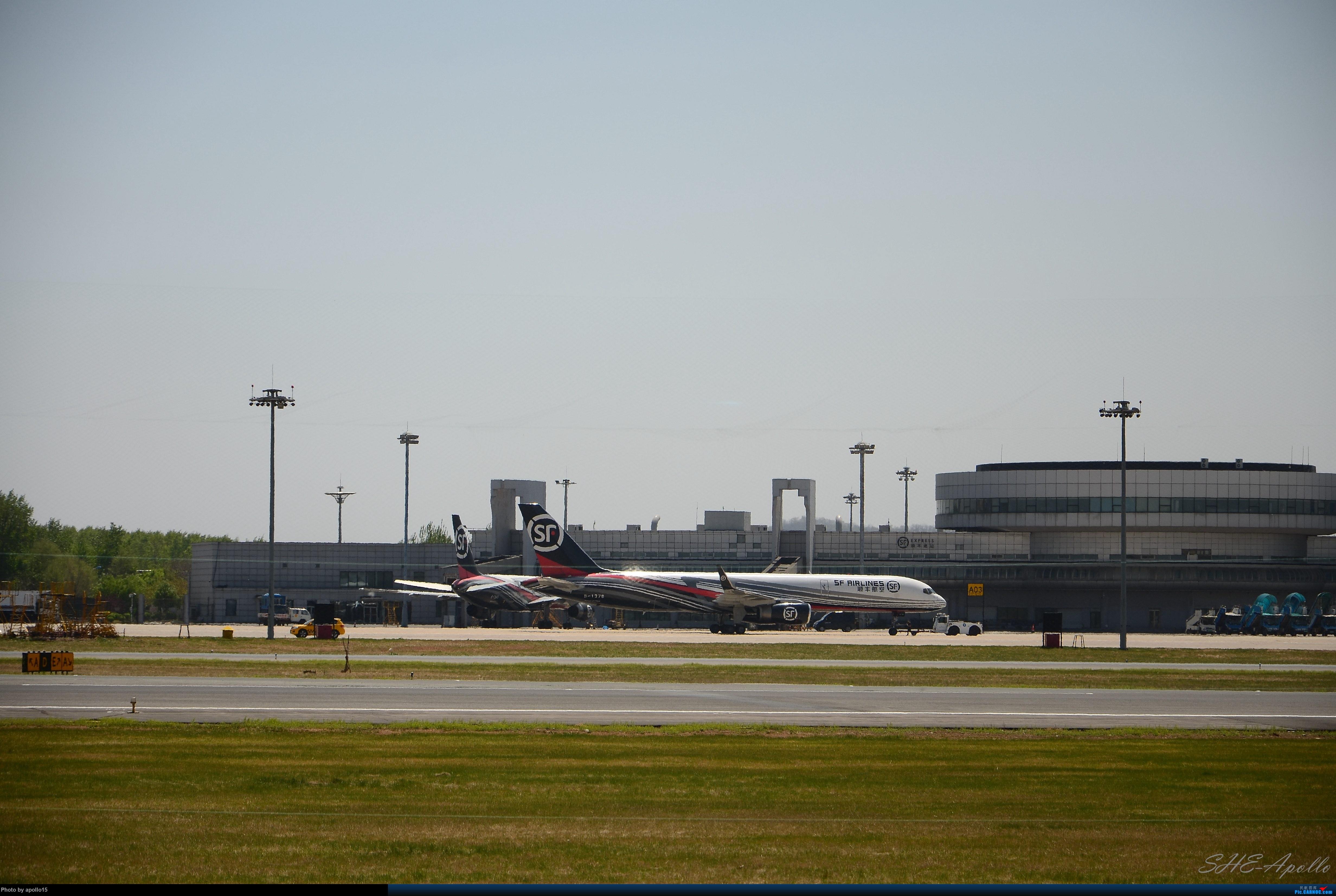 Re:[原创]Re:[原创]【SHE】五一拍机机 BOEING 757-200 B-1378 中国沈阳桃仙国际机场