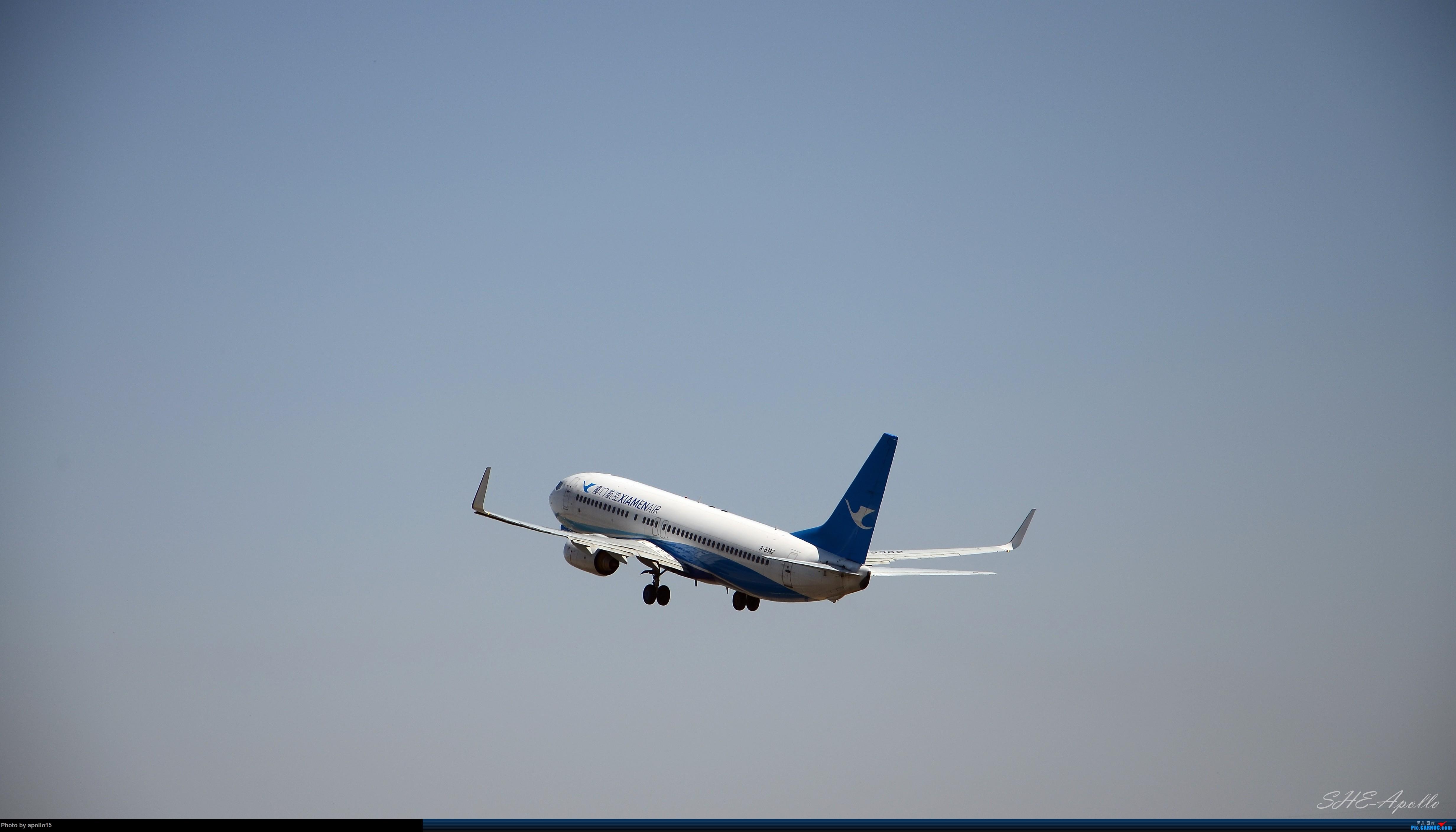Re:[原创]Re:[原创]【SHE】五一拍机机 BOEING 737-800 B-5382 中国沈阳桃仙国际机场