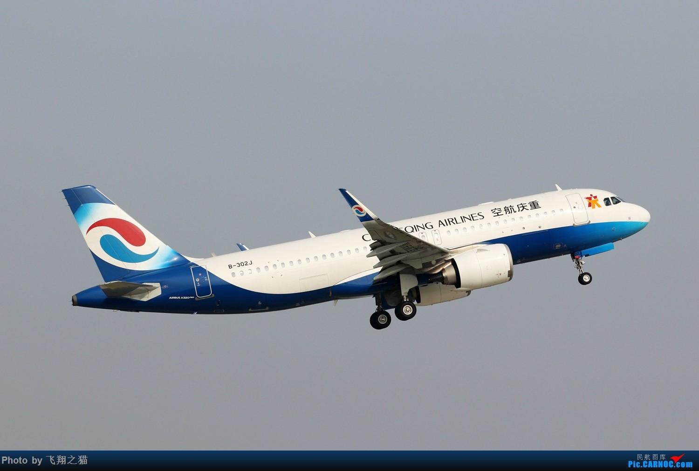 Re:[原创]CKG拍机(2019五一劳动汇报展) AIRBUS A320NEO B-302J 重庆江北国际机场