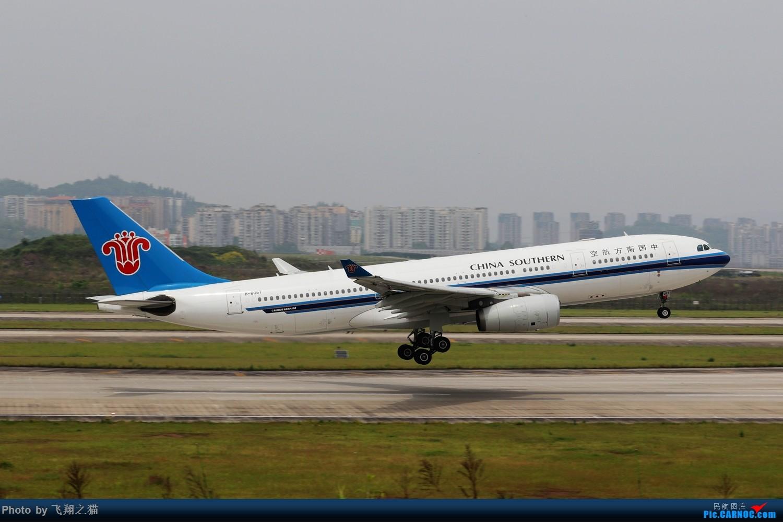 Re:[原创]CKG拍机(2019五一劳动汇报展) AIRBUS A330-200 B-6057 重庆江北国际机场