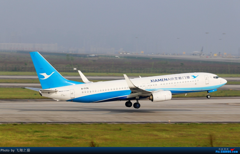 Re:[原创]CKG拍机(2019五一劳动汇报展) BOEING 737-800 B-7176 重庆江北国际机场