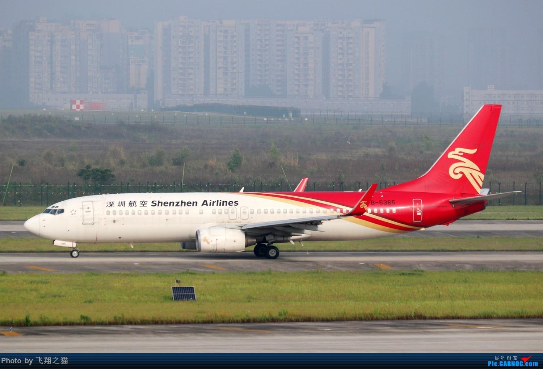 Re:[原创]CKG拍机(2019五一劳动汇报展) BOEING 737-800 B-5365 重庆江北国际机场