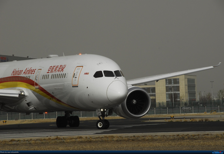 Re:[原创]50天中考!不修图了很难看凑活着吧! BOEING 787-9 B-1138 中国北京首都国际机场