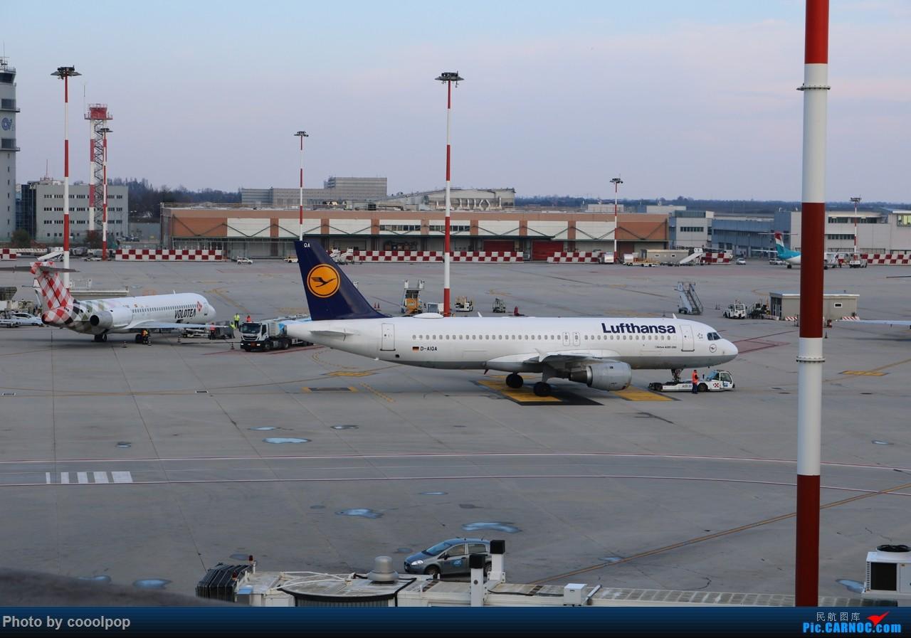 Re:[原创]好些年没来了!发了去年的游记帖子吧 PEK-CDG-VCE-DXB-PEK。法航 阿联酋航空混飞    意大利威尼斯机场