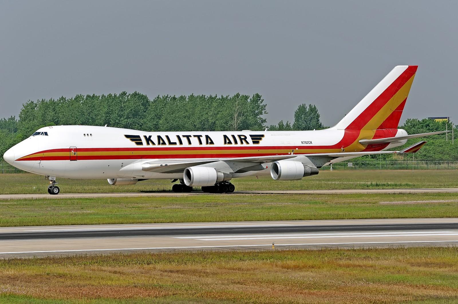 Re:[原创]【多图党】五一假期南京拐爷大佬们在新桥佛系拍机 BOEING 747-400F N782CK 中国合肥新桥国际机场