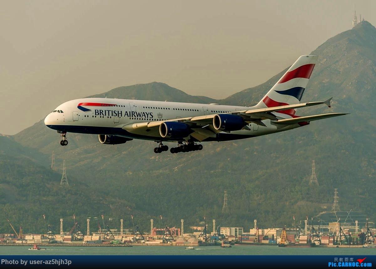 Re:[原创]2号客运大厅观景台拍机 AIRBUS A380 G-XLEI 香港国际机场