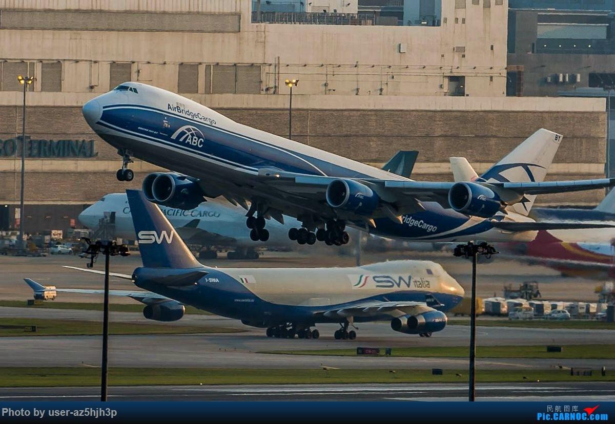 Re:[原创]2号客运大厅观景台拍机 BOEING 747-8F VP-BBY 香港国际机场