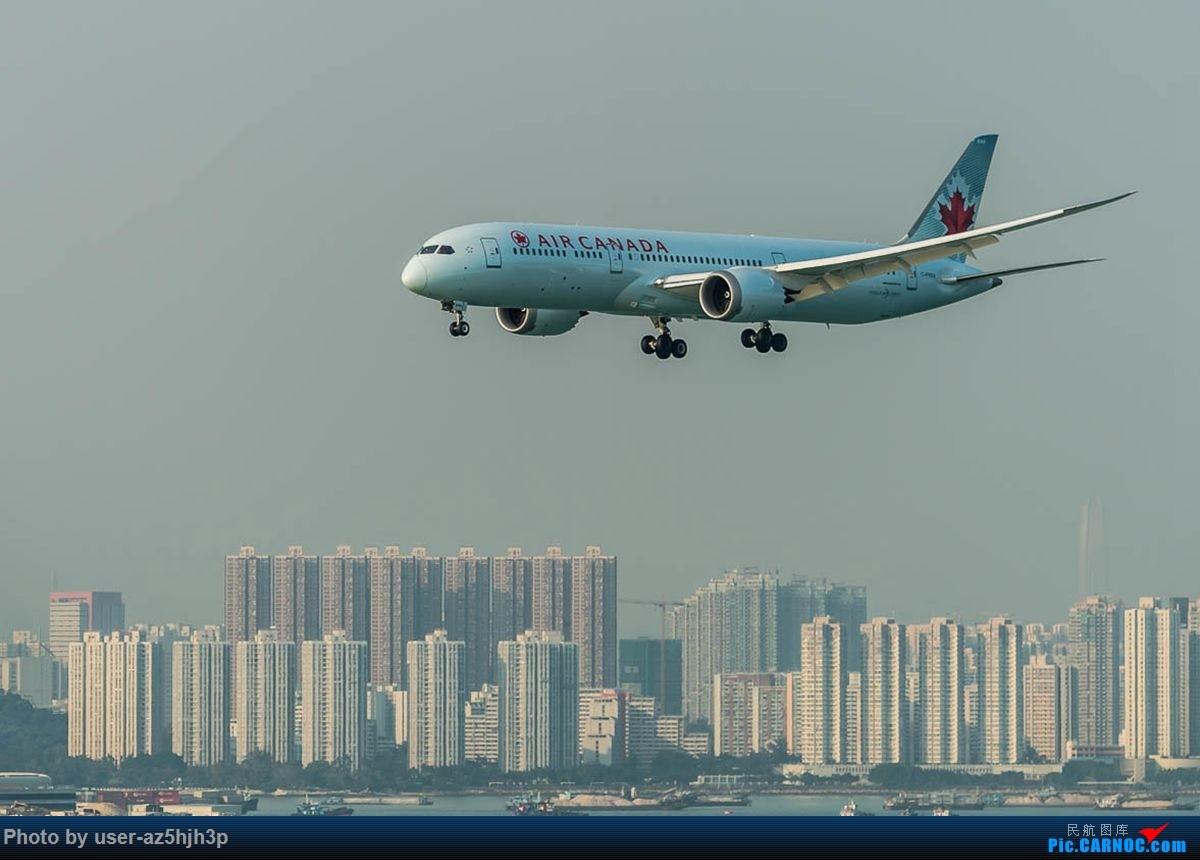 Re:[原创]2号客运大厅观景台拍机 BOEING 787-8 C-FRSA 香港国际机场