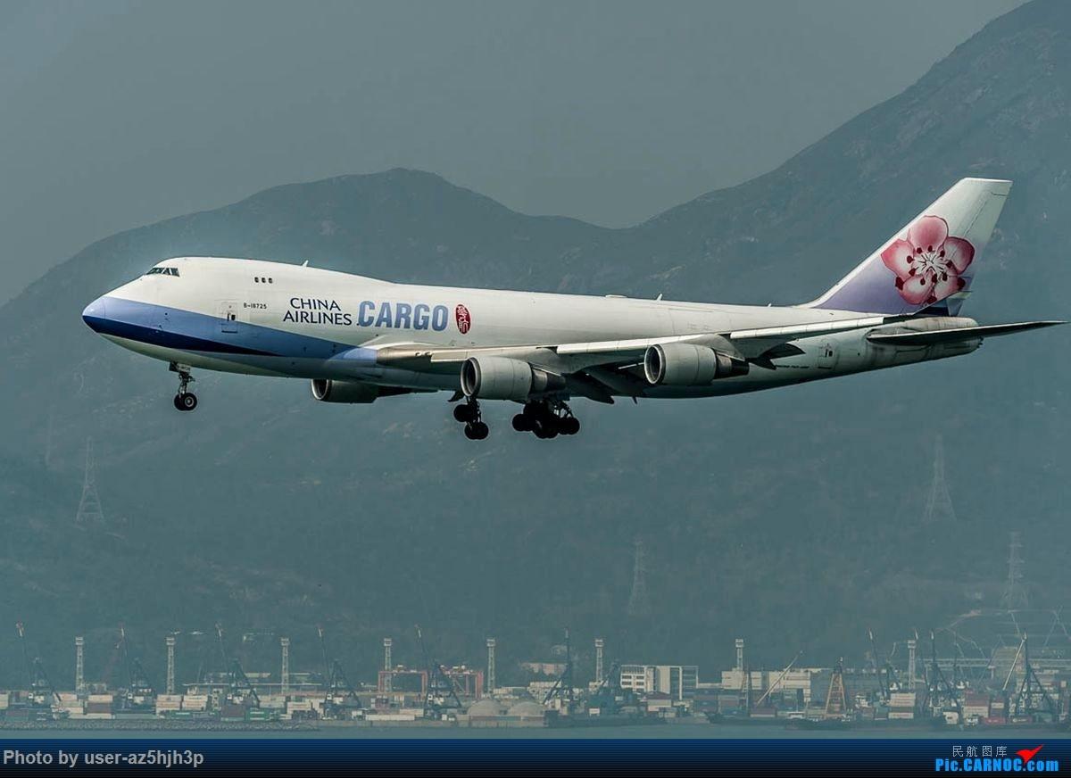 Re:[原创]2号客运大厅观景台拍机 BOEING 747-400 B-18725 香港国际机场
