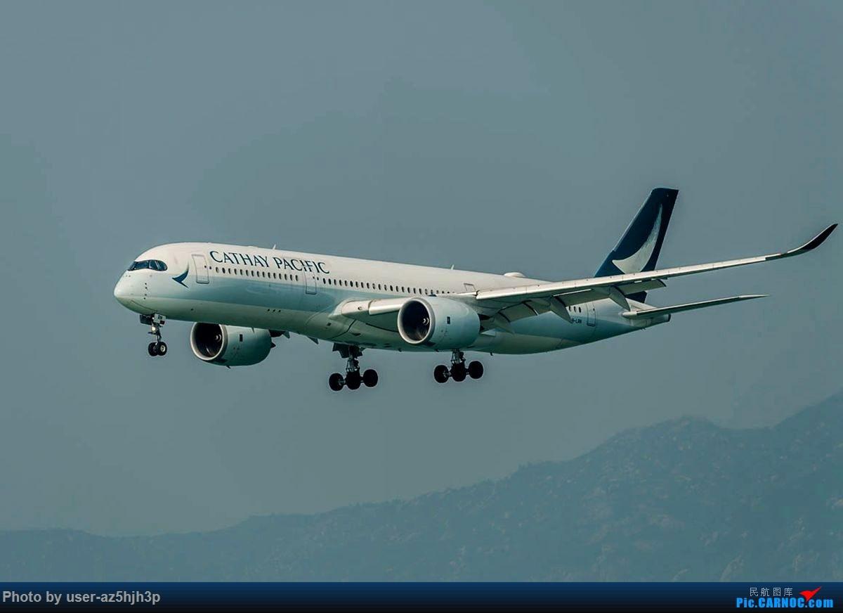 Re:[原创]2号客运大厅观景台拍机 AIRBUS A350-900 B-LRN 香港国际机场