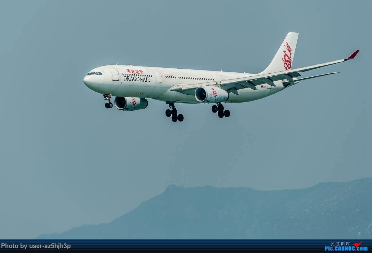 Re:[原创]2号客运大厅观景台拍机 AIRBUS A330-300 B-HLK 香港国际机场