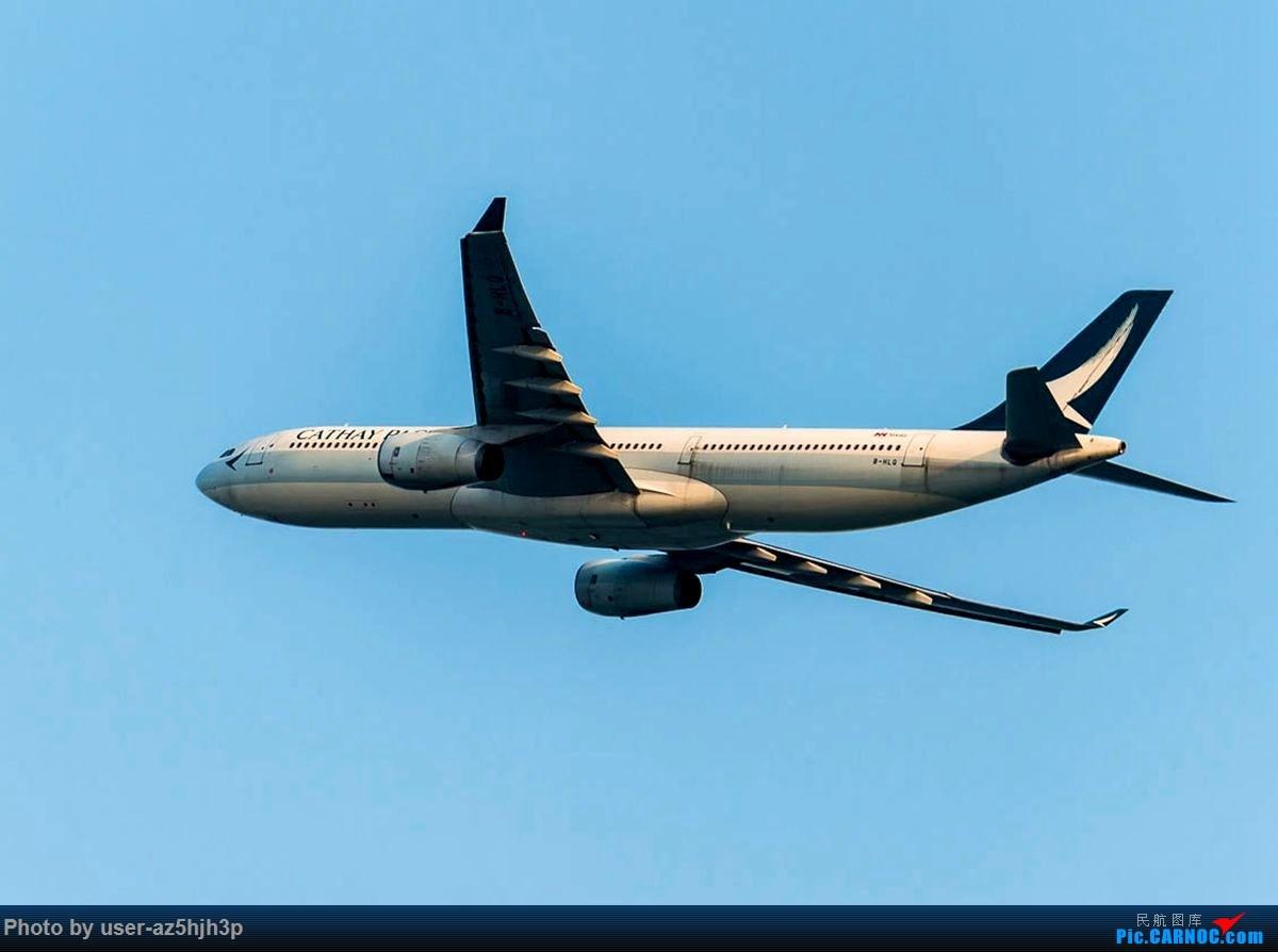 Re:[原创]2号客运大厅观景台拍机 AIRBUS A330-300 B-HLQ 香港国际机场