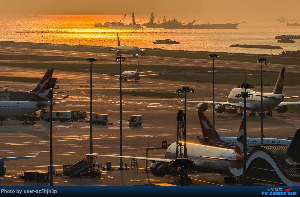 Re:[原创]2号客运大厅观景台拍机    中国香港国际机场