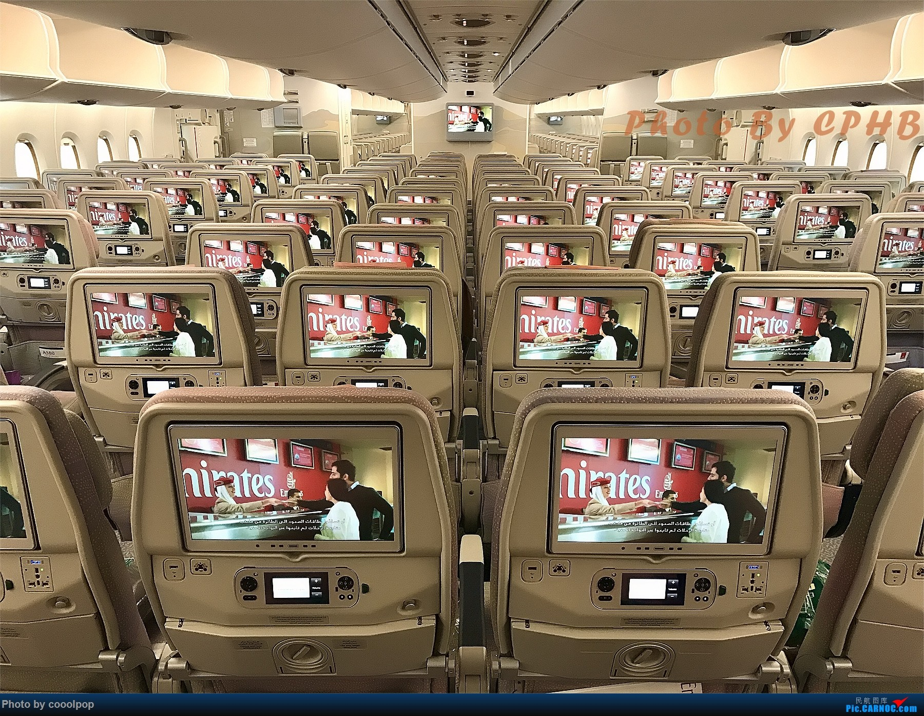 Re:好些年没来了!发了去年的游记帖子吧 PEK-CDG-VCE-DXB-PEK。法航 阿联酋航空混飞 EK A380驾驶舱 商务舱 头等舱 外场 A380-800 A6-EEC 中国北京首都国际机场