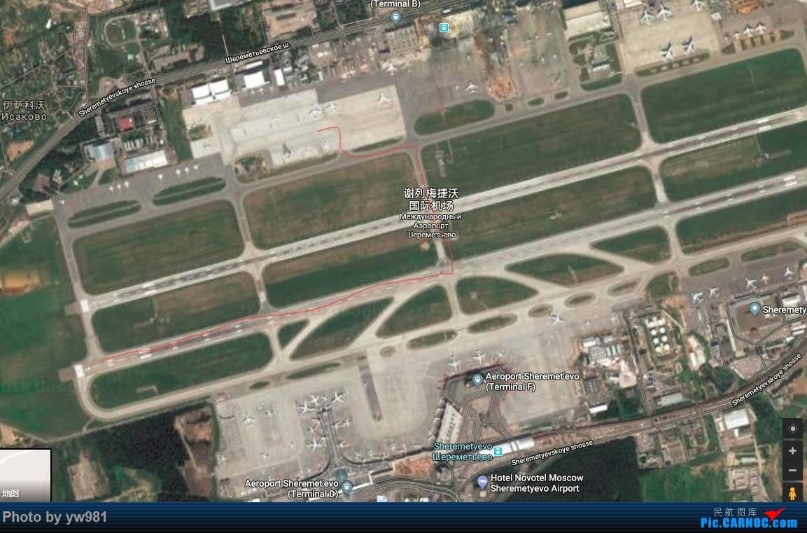 Re:【紀念:RA-89098】乘坐俄羅斯航空RA-89098號SSJ100游記