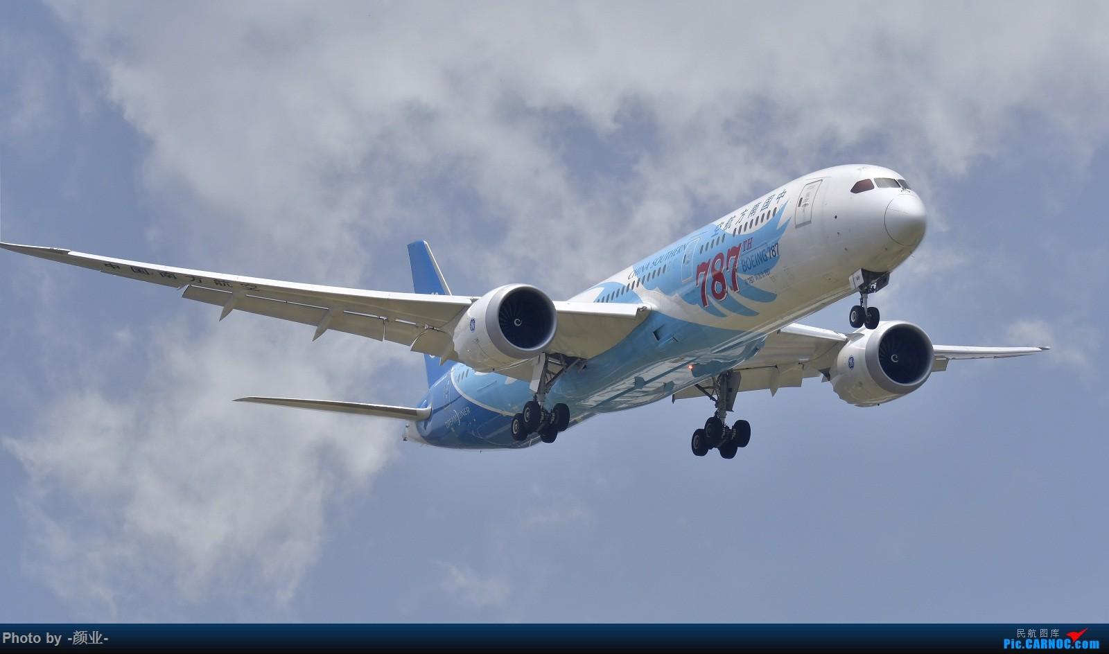 Re:[原创]走近飞机起降点(无尽创意) BOEING 787-9 B-1168 中国广州白云国际机场