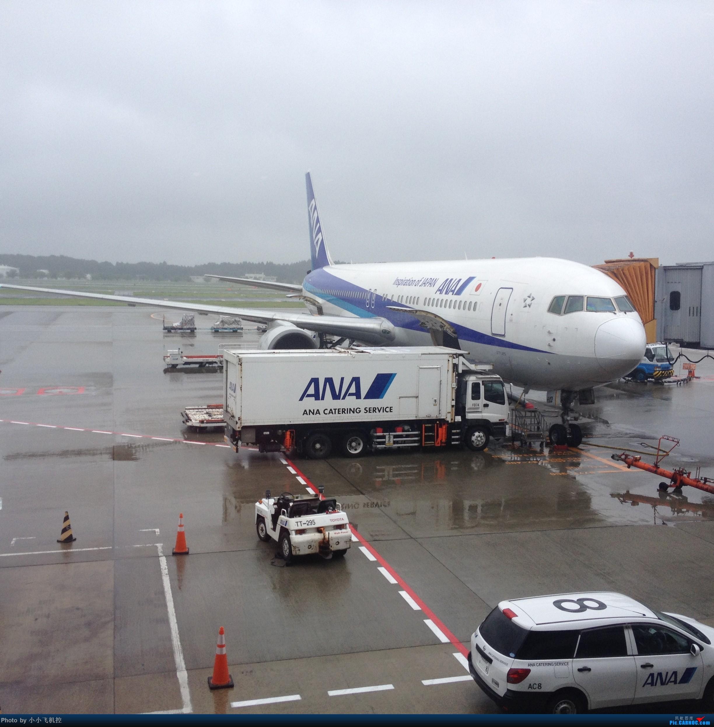 JA612A BOEING 767 JA612A 日本东京成田机场