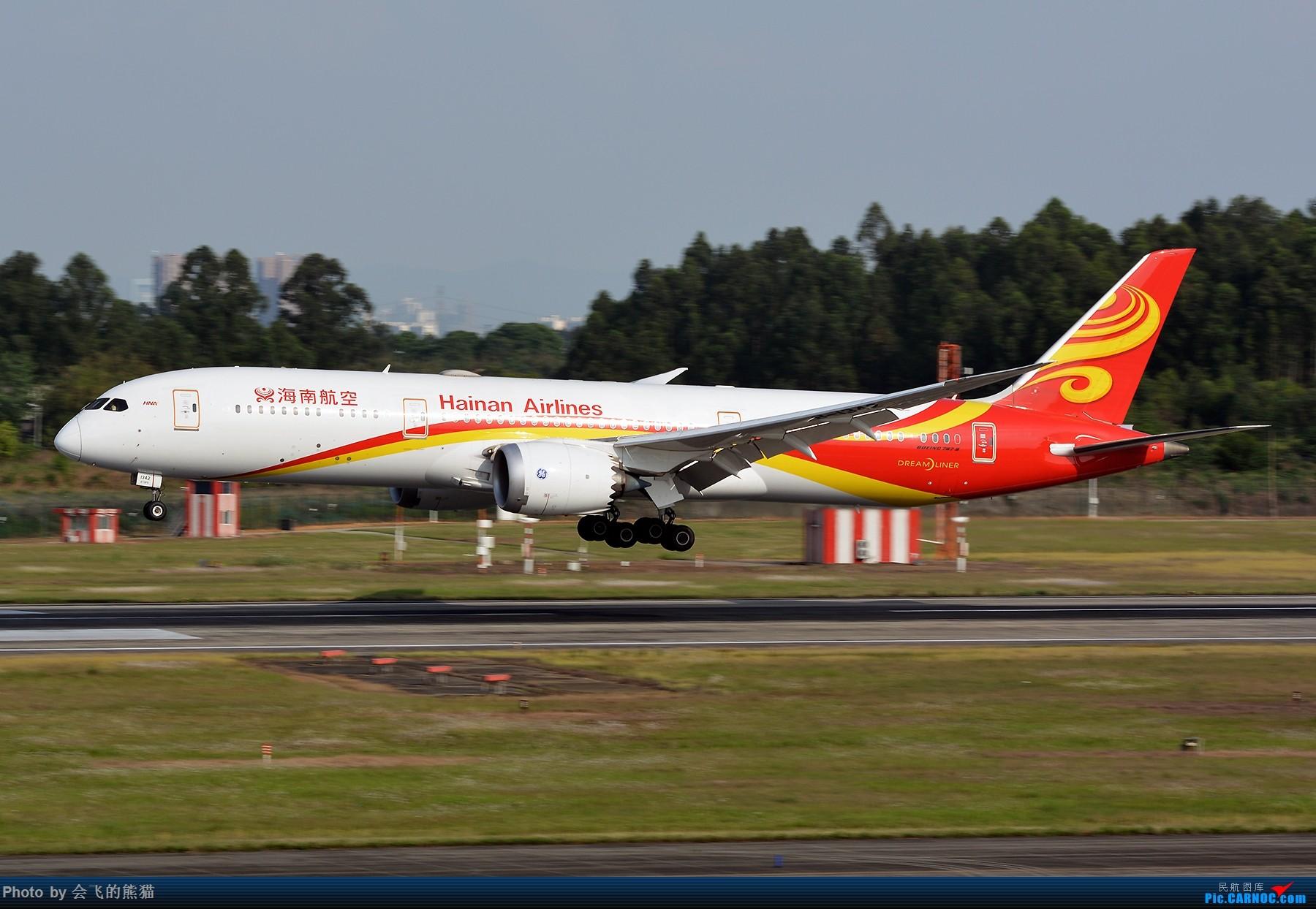 Re:[原创]偷得浮生半日闲 BOEING 787-9 B-1342 中国成都双流国际机场