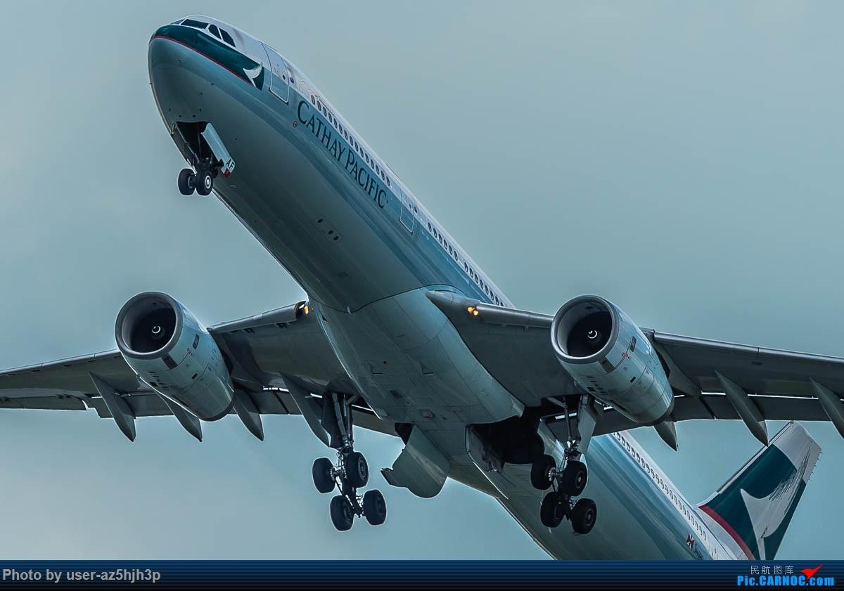 [原创]飞向蓝天 AIRBUS A330-300 B-LAF 香港国际机场