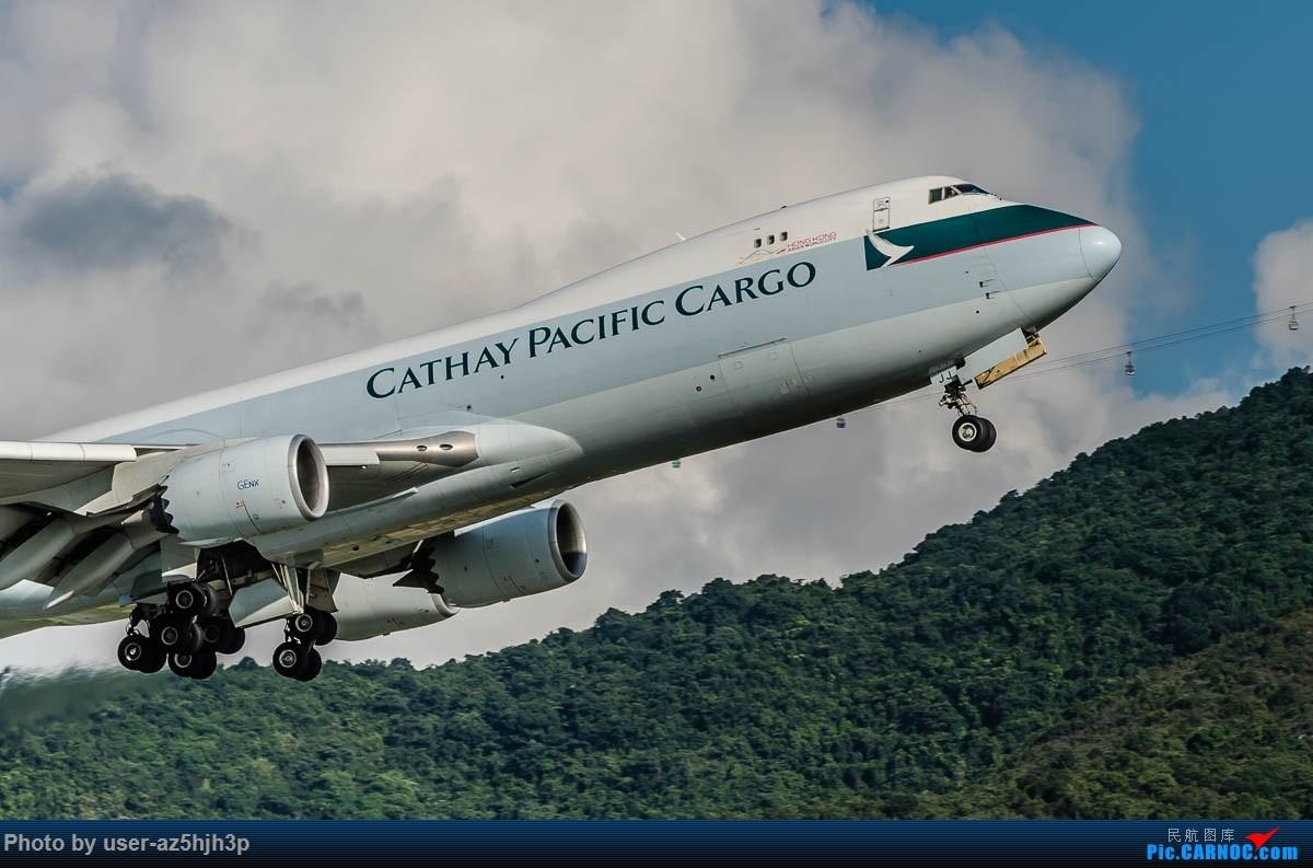 Re:[原创]飞向蓝天 BOEING 747-8I B-LJJ 香港国际机场