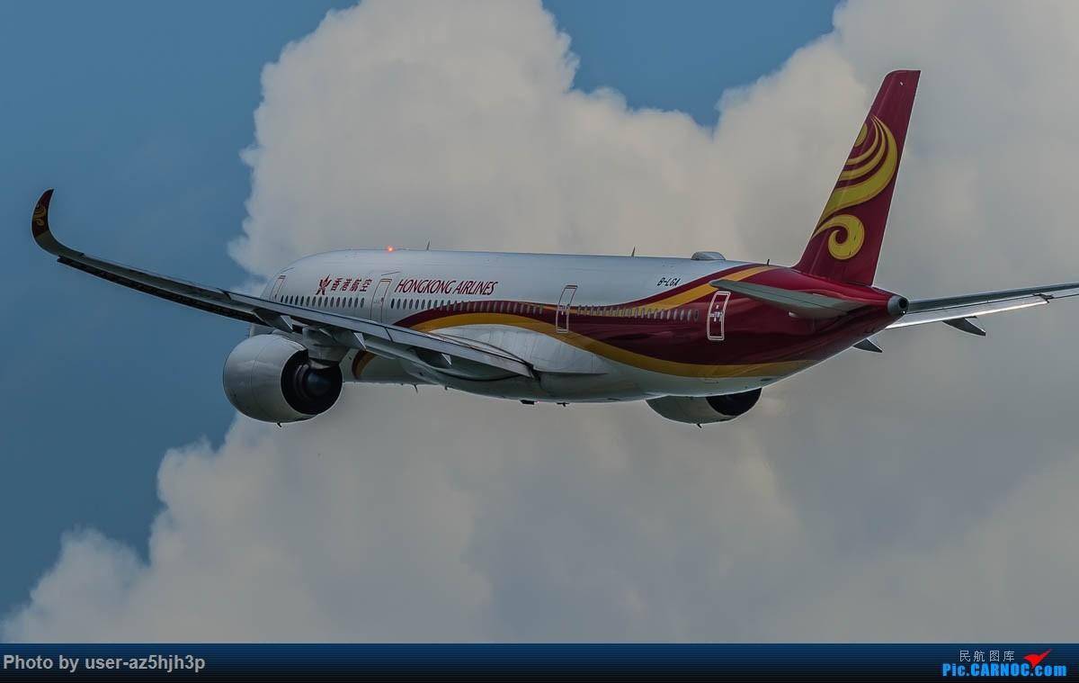 Re:[原创]飞向蓝天 AIRBUS A350-900 B-LGA 香港国际机场
