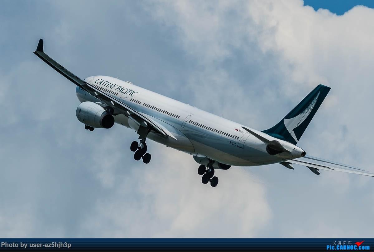 Re:[原创]飞向蓝天 AIRBUS A330-300 B-LAC 香港国际机场