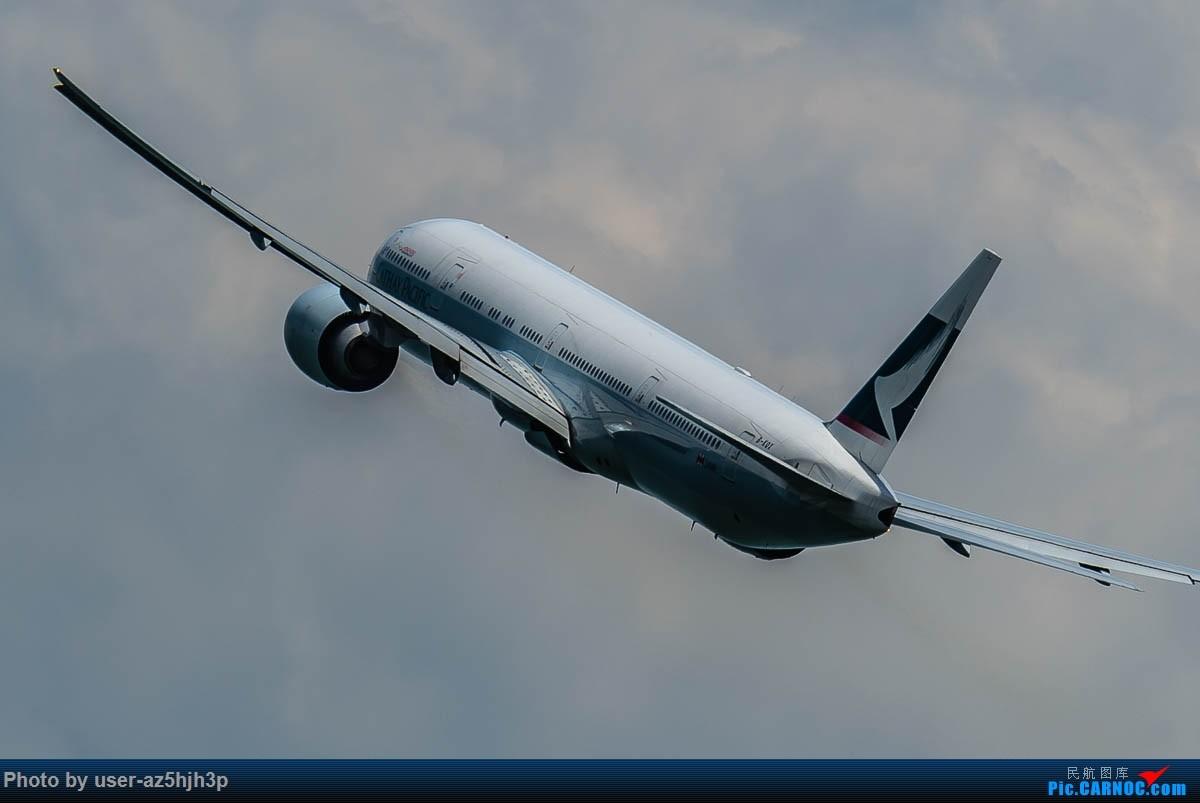 Re:[原创]飞向蓝天 BOEING 777-300ER B-KQX 香港国际机场