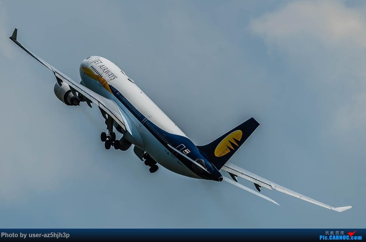 Re:[原创]飞向蓝天 AIRBUS A330-200 VT-JWV 香港国际机场