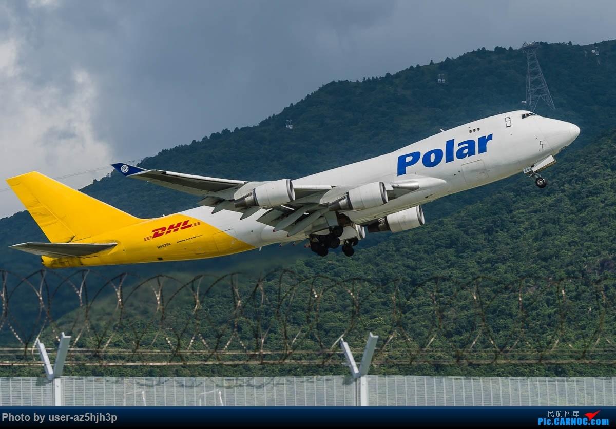 Re:[原创]飞向蓝天 BOEING 747-400 N452PA 香港国际机场